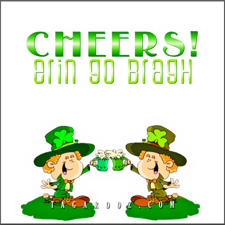 St. Patrick's Day Comments | Tagarooz.com